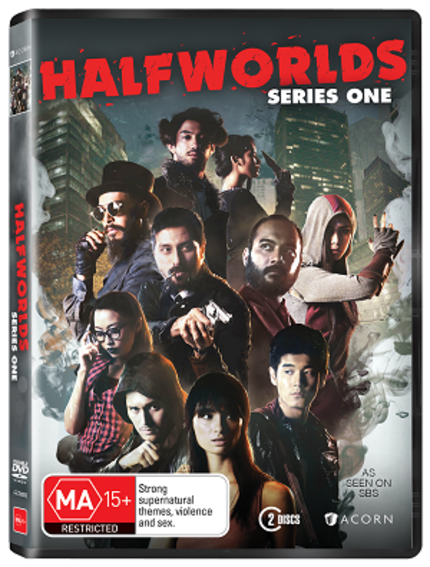 Hey Australia! Win HBO Asia's HALFWORLDS on DVD!