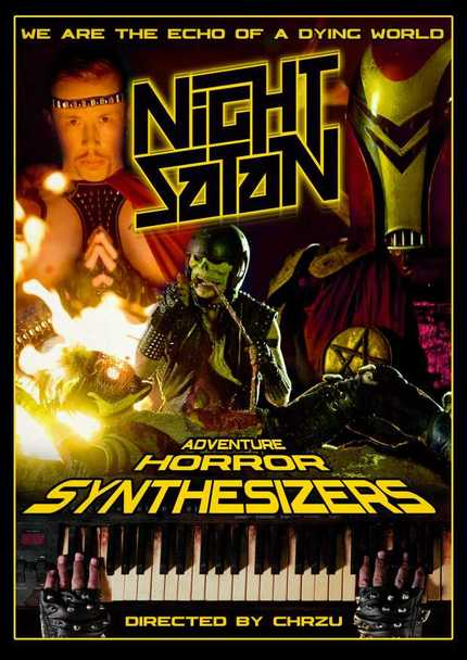 NIGHTSATAN Deliver Two Minutes Of Madness In Absolutely Gonzo New Proof Of Concept Trailer!