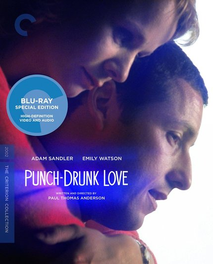 Blu-ray Review: Criterion's PUNCH-DRUNK LOVE Proves a Healthy Choice