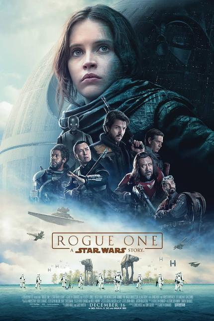 Review: ROGUE ONE: A STAR WARS STORY Has It Where It Counts
