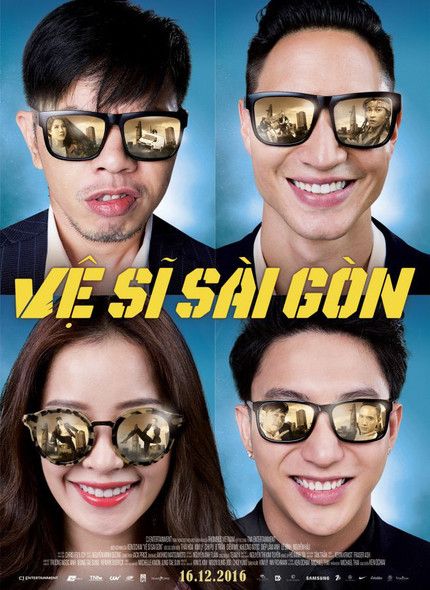 SAIGON BODYGUARDS Trailer Delivers Action Comedy Energy