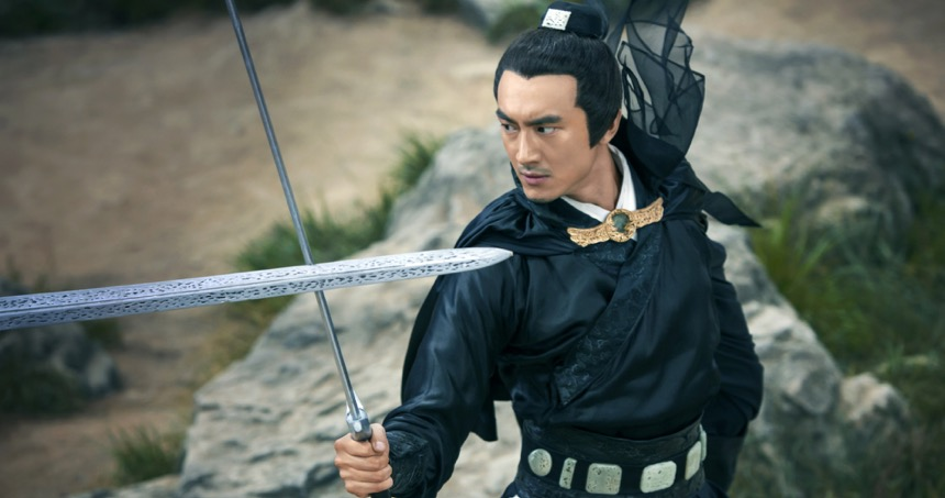 Review: SWORD MASTER Honours Wuxia Tradition Through Bold Reinvention