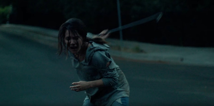 THE SOUND OF FEAR: A Deaf Woman Goes on the Run in Impressive Clip