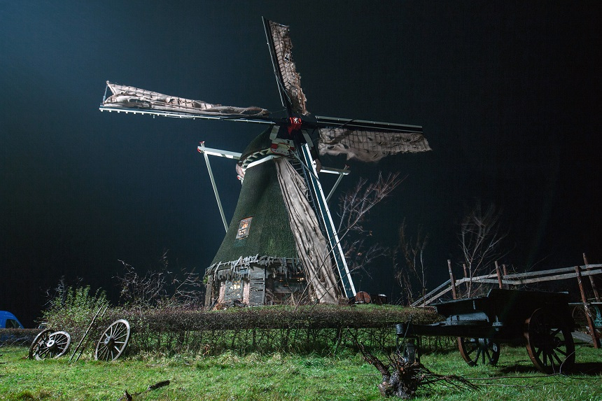 THE WINDMILL: Not All Reflections Are Beautiful in This Clip