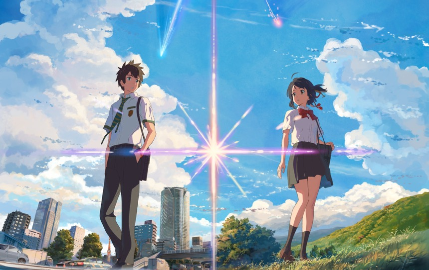 Review: YOUR NAME, a Body-Swap Animated Romance with Brains and Heart