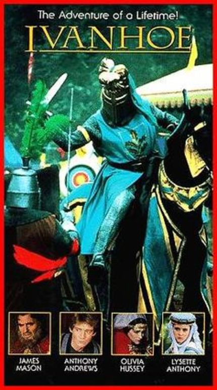 Classic Movie Review: Ivanhoe, a British Television Movie from 1982!