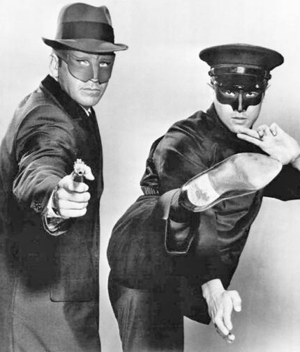 THE GREEN HORNET Is Getting A Full-On, Badass Reboot At Paramount Pictures
