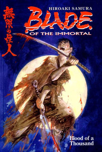 Kimura Takuya Cannot Die In Miike's BLADE OF THE IMMORTAL Teaser