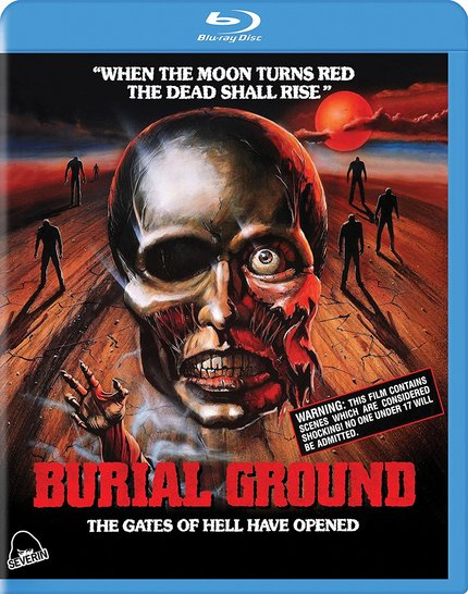 Blu-ray Review: Severin Films' BURIAL GROUND, the Definitive Look at a Gut-Munching Gore Feast