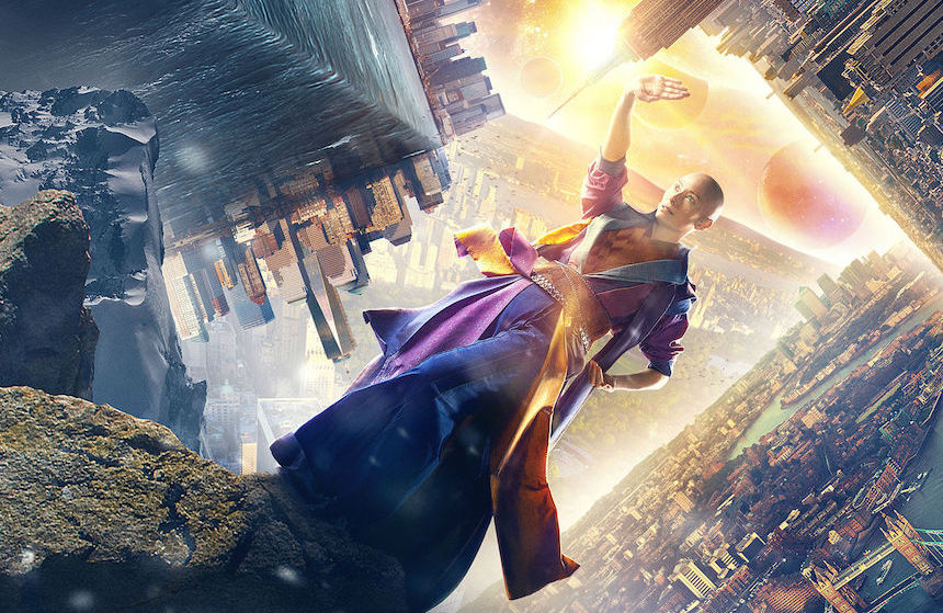 Destroy All Monsters: It's Not About You, DOCTOR STRANGE