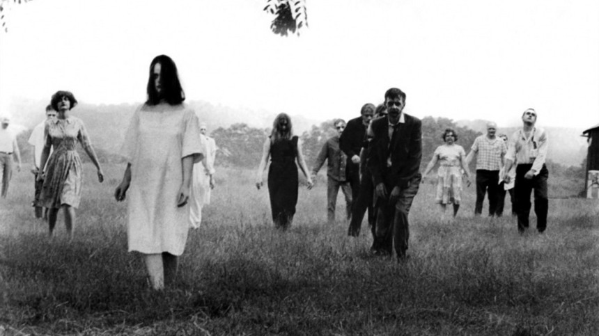"There's a 4K Restoration of NIGHT OF THE LIVING DEAD That George Romero Says Is ""Definitive"""
