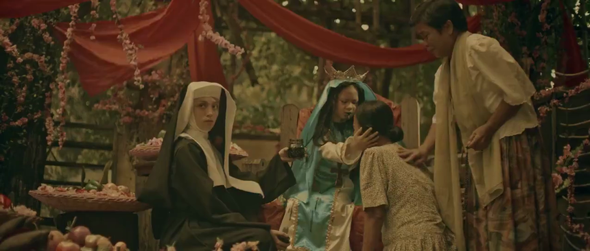 SECLUSION Trailer: No Escaping Evil In Erik Matti's Satanic Thriller