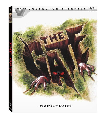 Vestron Video to Unlock THE GATE on Collector's Edition Blu-ray