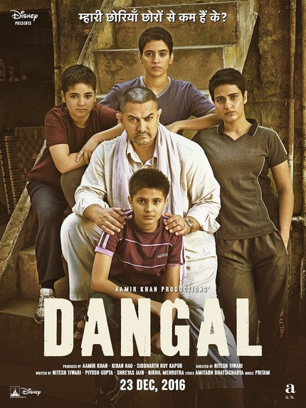 Review: DANGAL, A Familiar Tale, Told With Bollywood Flair