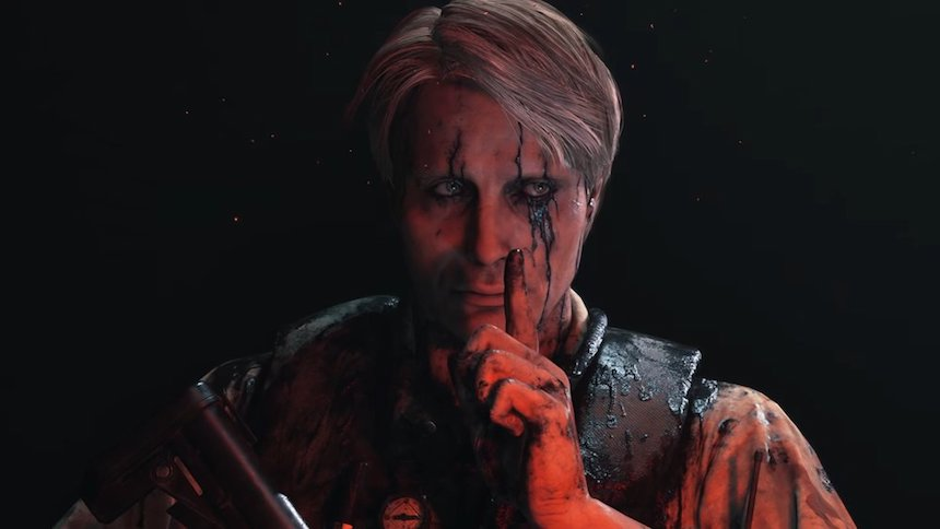 Guillermo del Toro and Mads Mikkelsen Star in DEATH STRANDING Trailer