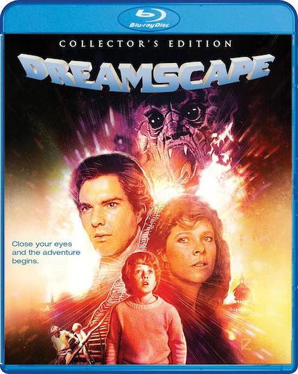 Blu-ray Review: DREAMSCAPE Rocks