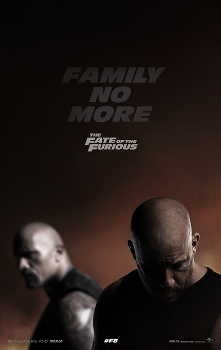 THE FATE OF THE FURIOUS: Family Bonds Are Tested in First Trailer