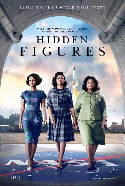Review: HIDDEN FIGURES Takes on Segregation at NASA in 1961