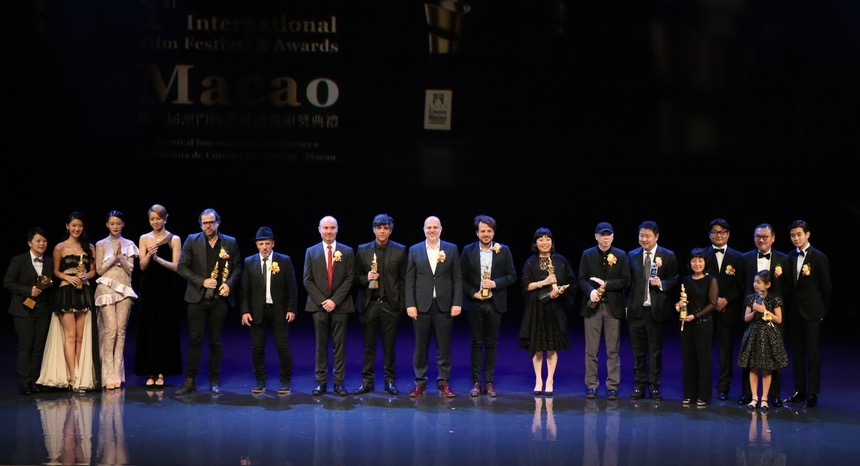 Macau 2016: First Edition Awards THE WINTER, SAINT GEORGE and Crouching Tigers Projects