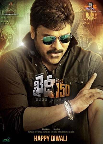 Watch: Telugu Megastar Chiranjeevi Returns in KHAIDI NO 150, But Is It a Return Worth Making?