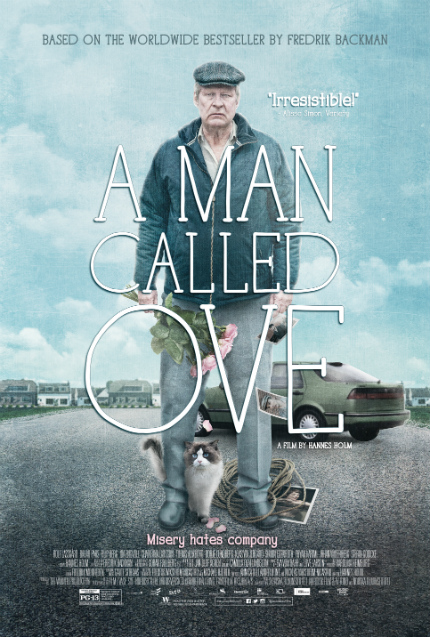 Blu-ray Review: A MAN CALLED OVE, A Grumpy Old Man Who's More Than That