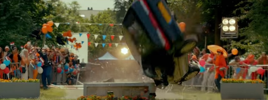 The Trailer For RON GOOSSENS: LOW BUDGET STUNT MAN Breaks More Stuff Than You Can Shake A Fist At