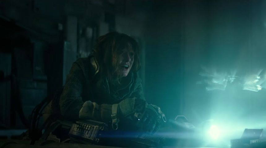 SPECTRAL Trailer: Netflix's Supernatural War Movie Hits this Week