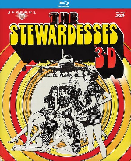 Blu-ray Review: Cult Classic THE STEWARDESSES Never Takes Off