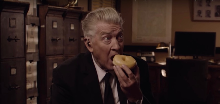 Donut Adjust Your Sets! Showtime's New TWIN PEAKS Teaser is Genius