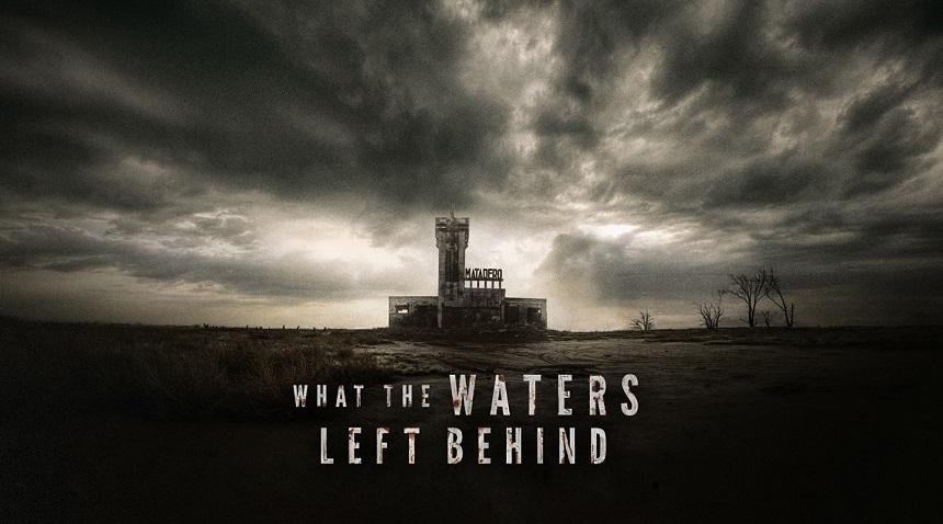 WHAT THE WATERS LEFT BEHIND: First Production Stills From Argentinian Horror Flick