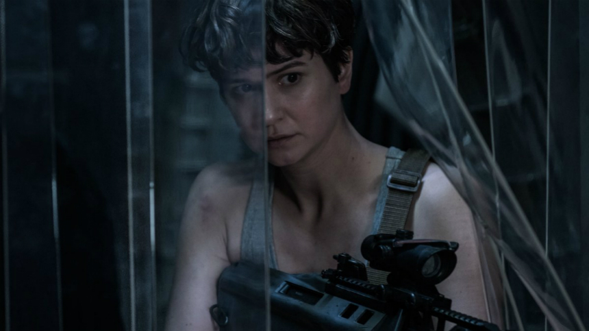 Red Band ALIEN: COVENANT Trailer Slithers In