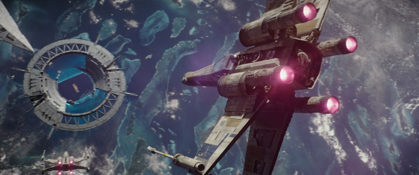 Destroy All Monsters: Michael Giacchino's ROGUE ONE Rebellion