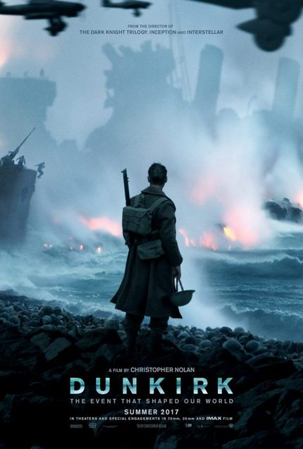 DUNKIRK Trailer: Christopher Nolan Tackles Historic World War II Battle
