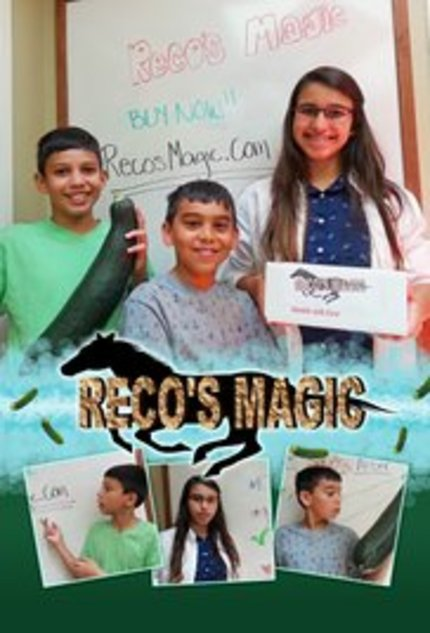"""Reco's Magic"" Short Film - a True Family Affair"