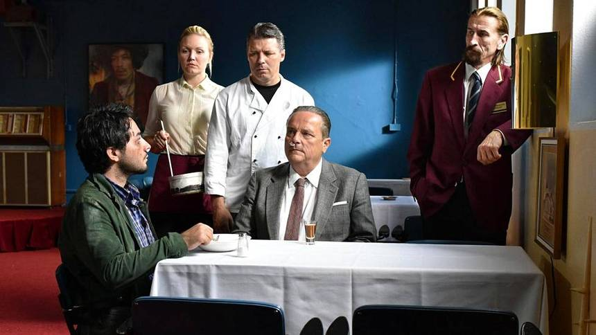 Watch the first trailer for the next film by Aki Kaurismäki THE OTHER SIDE OF HOPE