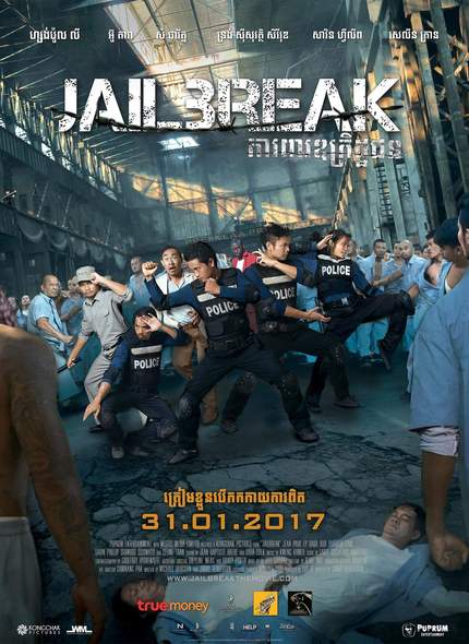 JAILBREAK: Catch The Riotous New Trailer For The Upcoming Martial Arts Comedy