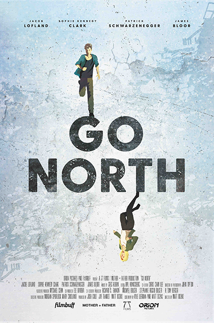 GO NORTH: Watch The Trailer For Matt Ogens' PA Coming of Age Tale