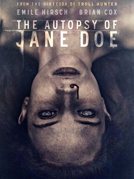 THE AUTOPSY OF JANE DOE: In Select Canadian Cinemas This Wednesday