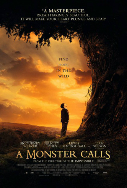 Review: A MONSTER CALLS Goes Through the Motions