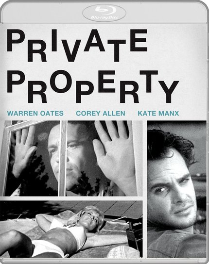 Blu-ray Review: PRIVATE PROPERTY, A Gripping Noir Finally Gets Its Due
