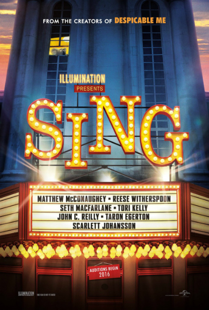Review: In SING, Animals Compete, But No One Dies