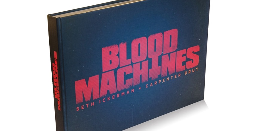 The BLOOD MACHINES: TURBO KILLER 2 Kickstarter Gets Even Sexier