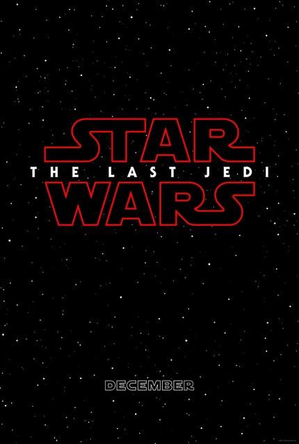 STAR WARS EPISODE VIII Title Revealed, THE LAST JEDI!