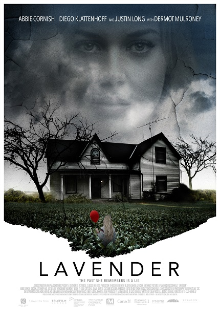 Win an iTunes Code For Abbie Cornish Thriller LAVENDER