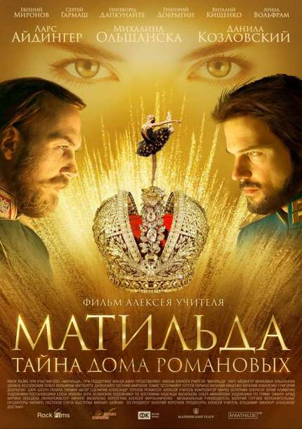 MATILDA: Watch The Trailer For Aleksey Uchitel's Gorgeous Russian Historial Drama