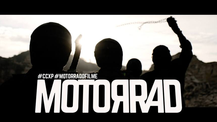 Death Comes On Two Wheels. Watch The Promo For Brazilian Biker-Killer Film MOTORRAD