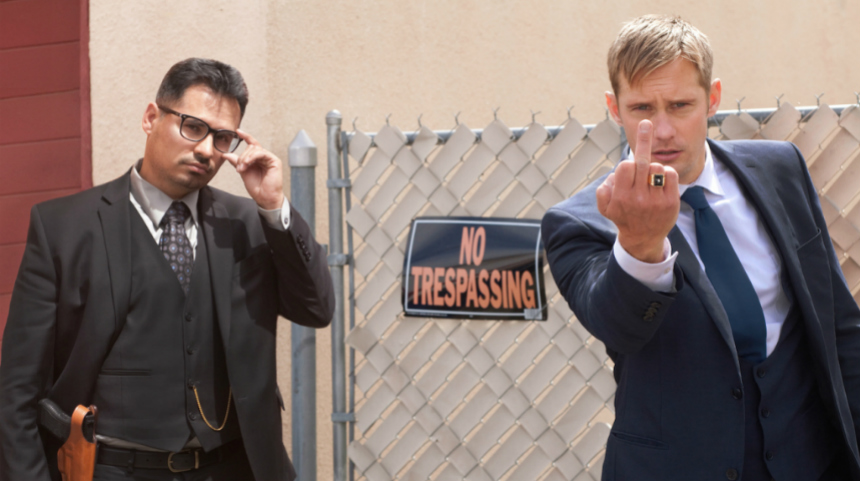 Review: WAR ON EVERYONE, A Hilarious Affront to All That Is Decent