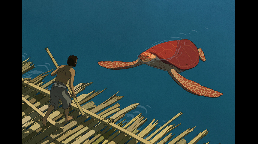 Review: THE RED TURTLE, Gorgeous and Seriously Emotional
