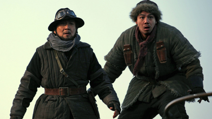 Review: RAILROAD TIGERS, Jackie Chan vs. Japanese Invaders