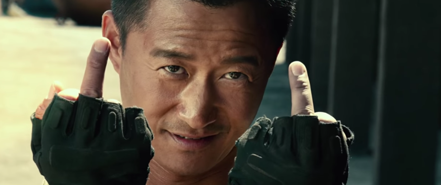 Wu Jing Has A Message For Frank Grillo In First WOLF WARRIOR 2 Trailer